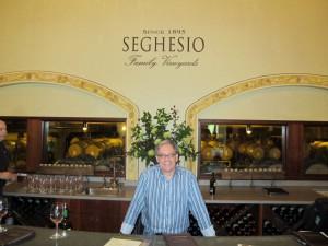 Seghesio Vineyards Wine Tour, Sonoma