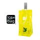 Yellow Ice Bag