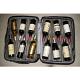 Open Case Holding 12 Bottles