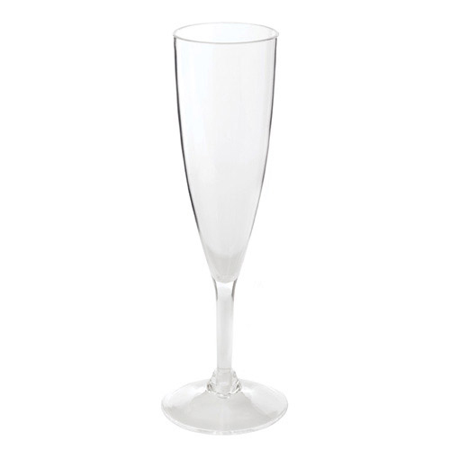Hardy: Acrylic Champagne Glasses