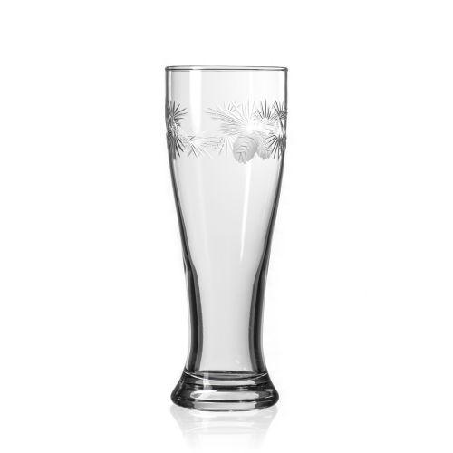 Icy Pine Beer Pilsner 16 oz Set of 4
