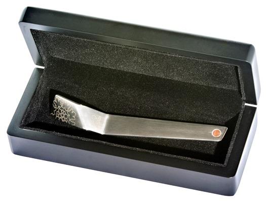 Clef Du Vin in Black Wood Gift Box