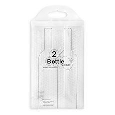 The Bottle Bubble Protector for Two Bottles