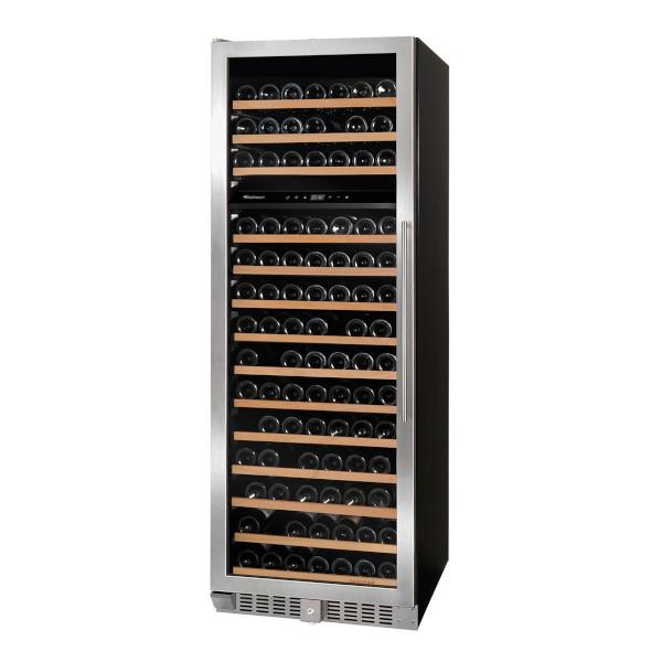 N'FINITY LX Dual Zone MAX Wine Cellar (Stainless Steel Door), Left Door