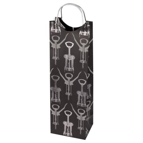 Silver Corkscrews Bag