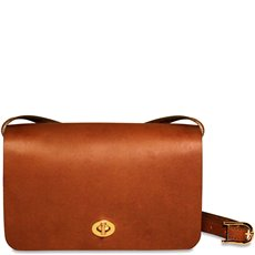 University Horizontal Full Flap Handbag