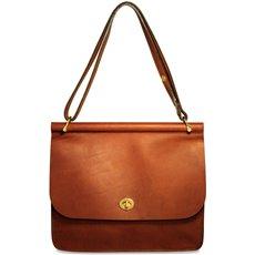 University Dowel Top Handbag