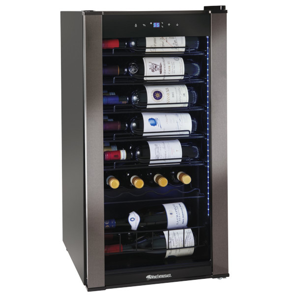 VinoView 28-Bottle Compressor Wine Cooler