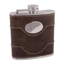 Country Home: Bootlegger Flask