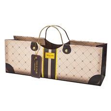 Mocha Wine Purse Bag