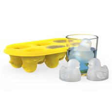 Quack the Ice Silicone Ice Cube Tray Zoo