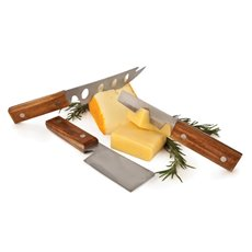 Country Home: Rustic Cheese Set