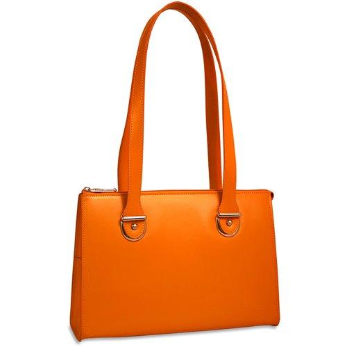 Milano Top Zip Shoulder Handbag