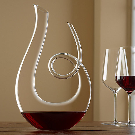 Art Series Treble Wine Decanter