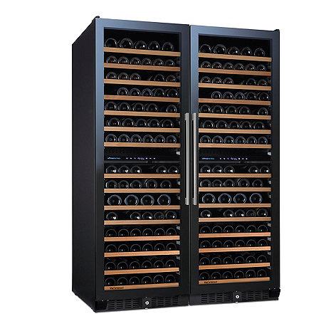 N'FINITY PRO L Double Wine Cellar (Full Glass Door)