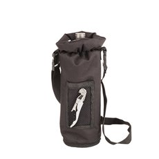 Black Grab and Go Insulated Bottle Carrier
