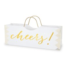 Cheers Wine Purse Bag