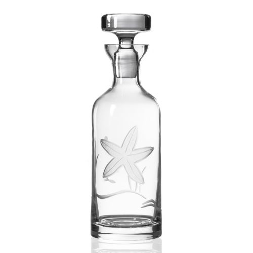 Starfish Decanter 32 oz