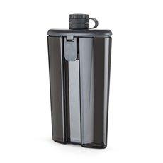 Easy-Fill Flask in Grey by HOST