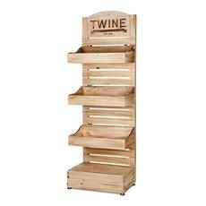Marketplace: Wood Display Rack