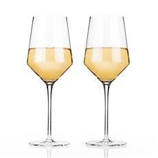 Raye Crystal Chardonnay Glasses (Set Of 2)By Viski