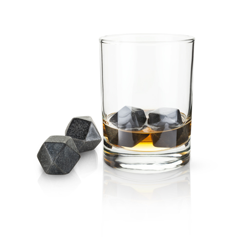 Glacier Rocks - Hexagonal Ice Cubes (Set Of 4)