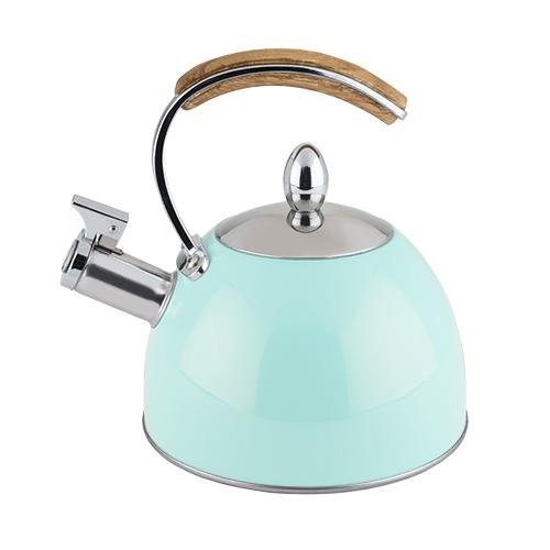 Presley Light Blue Tea Kettle by Pinky Up