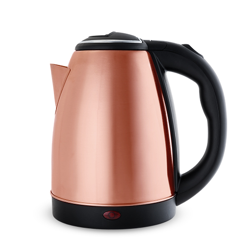 Parker Rose Gold Electric Tea Kettle by Pinky Up