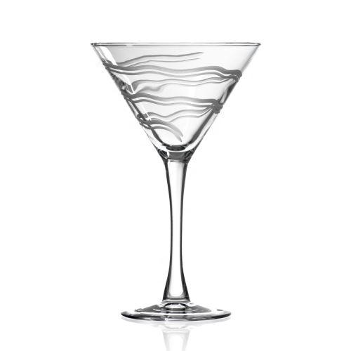 Good Vibrations Martini 10 oz Set of 4