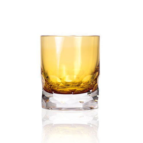 Vienna Double Old Fashioned Glasses 7 oz Set of 2