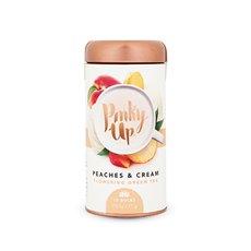 Peaches and Cream Flowering Tea