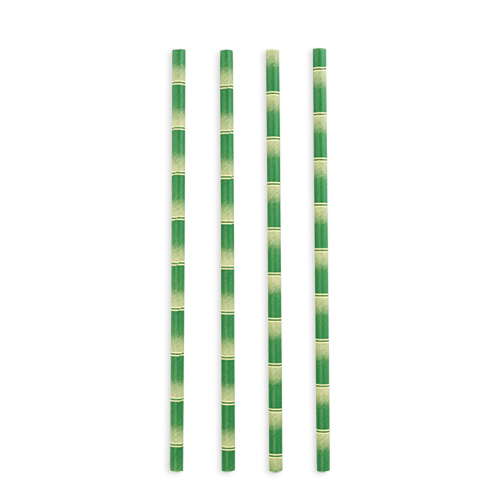Sprig: Bamboo Paper Straws