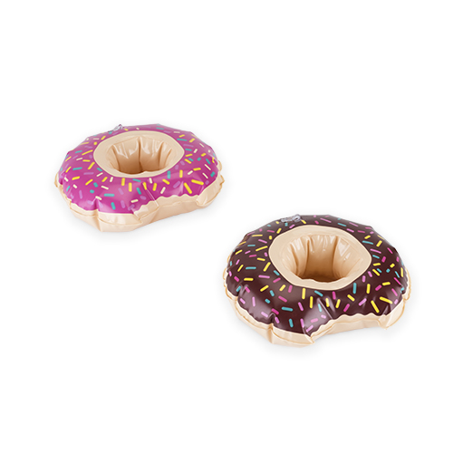 Donut Drink Floaties By Blush (Set of 2)
