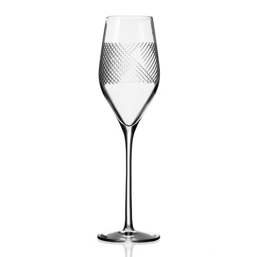 Bourbon Street Champagne Flute 9.25 oz Set of 4