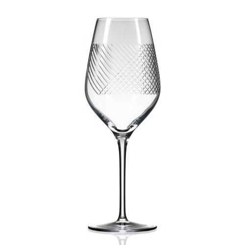 Bourbon Street White Wine Glasses 14.75 oz Set of 4