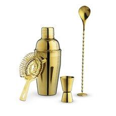 Gold Barware Set