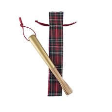 Rustic Holiday: Gold Dipped Acacia Muddler by Twine