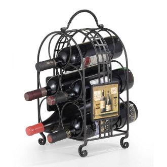 Chateau Wine-Bottle Holder
