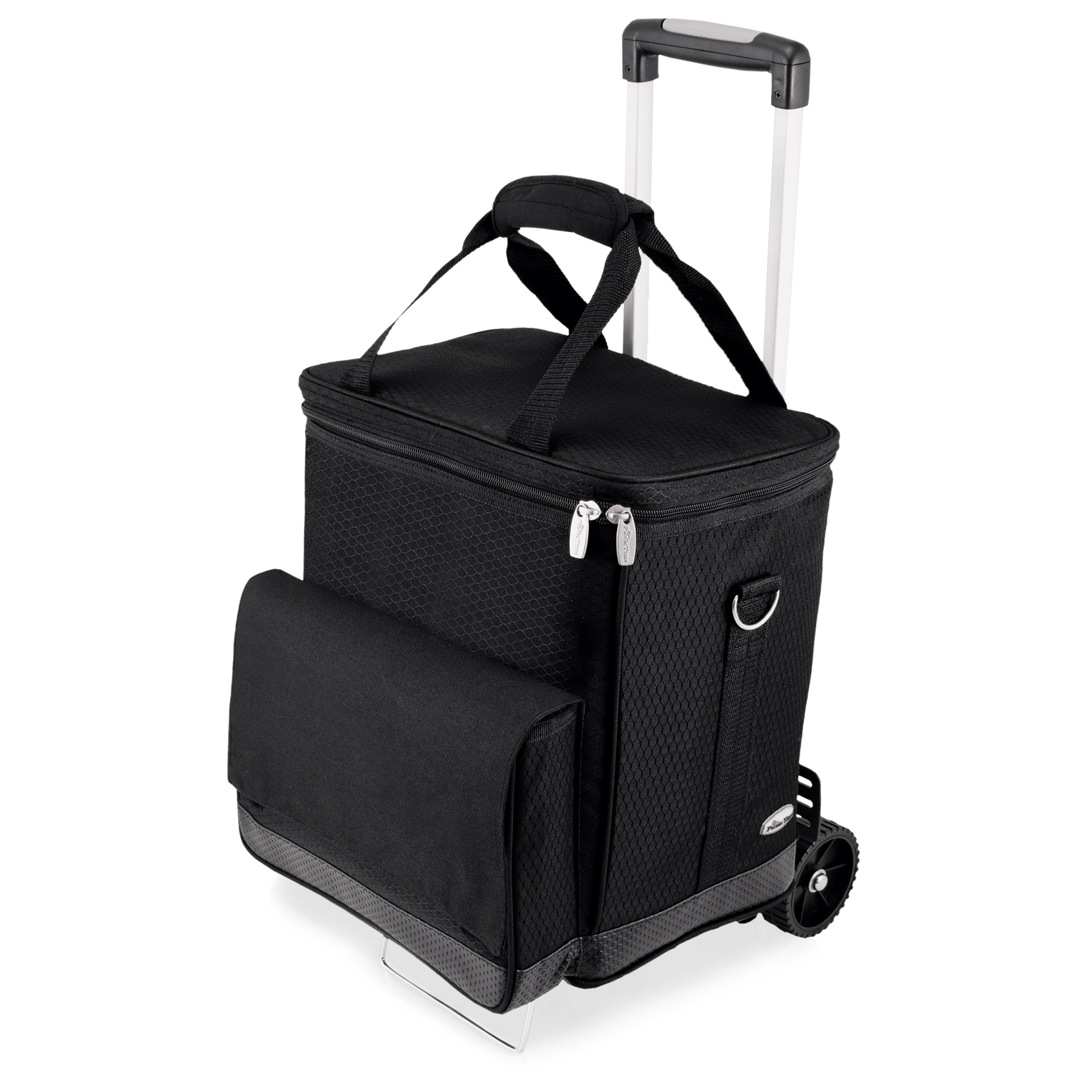 Cellar w/ Trolley Rolling Wine Luggage Carrier, ThermoGuard Insulation