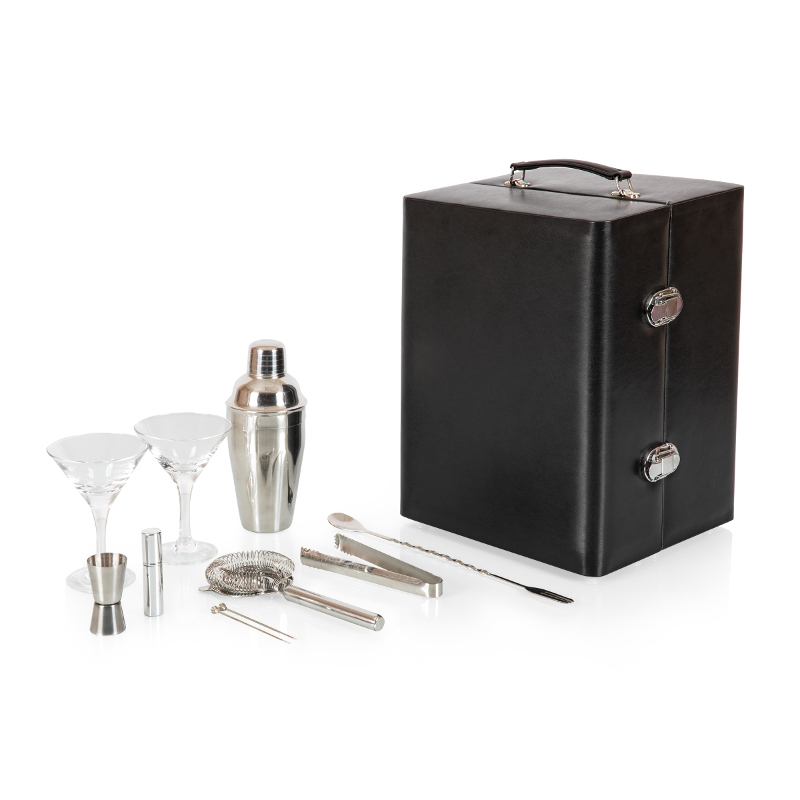 Manhattan Cocktail Case, Black