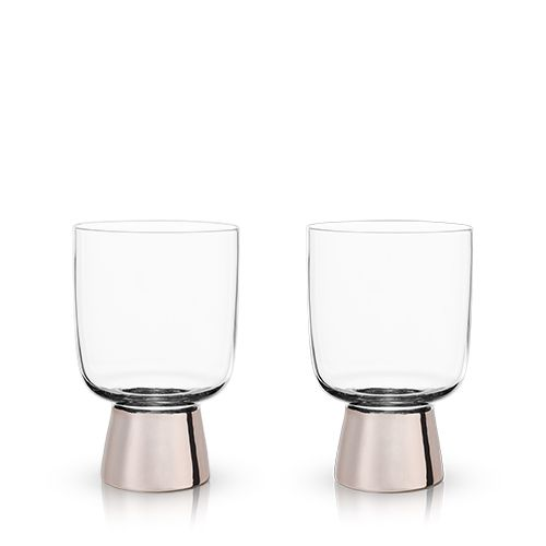 Raye: Copper Footed Tumblers