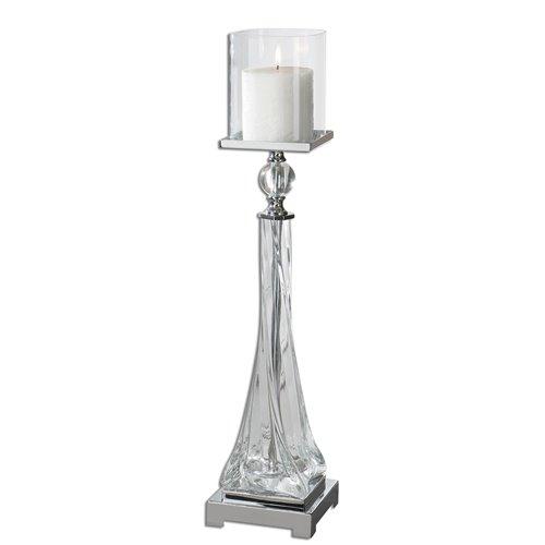 Uttermost Grancona Glass Candleholder