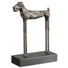 Uttermost Maximus Cast Iron Sculpture