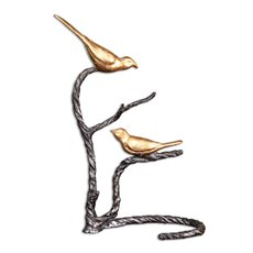 Uttermost Birds On A Limb Sculpture