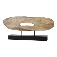 Uttermost Paol Mango Wood Sculpture