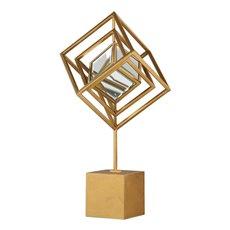 Uttermost Venya Metallic Gold Sculpture