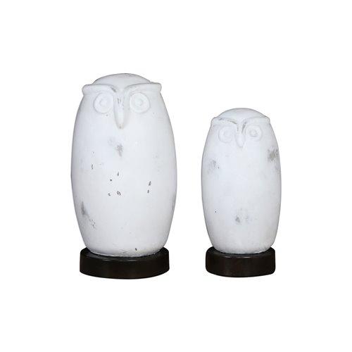 Uttermost Hoot Owl Figurines Set/2