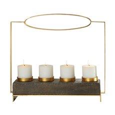 Uttermost Amrit Gold Candleholder