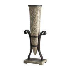 Uttermost Deva Carved Vase