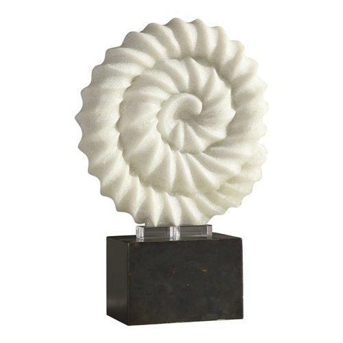 Uttermost Twisted Spiral Stone Sculpture